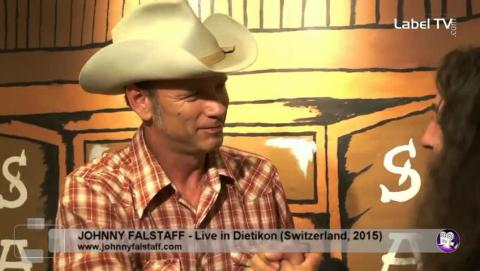 Johnny Falstaff - Interview in Dietikon (CH, 2015)