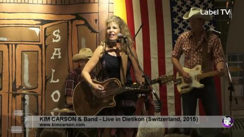 Kim Carson - Live in Dietikon, Switzerland (9)