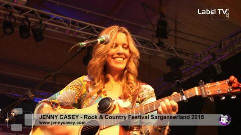 Jenny Casey - Rock & Country Festival Sarganserland 2015 (1)