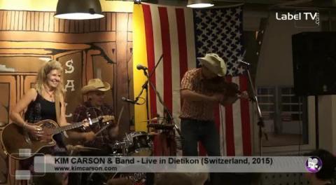 Kim Carson - Live in Dietikon, Switzerland (1)