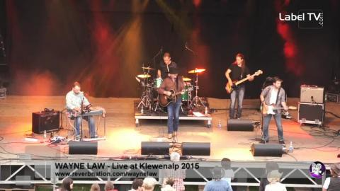 Wayne Law - Live at Klewenalp (1)