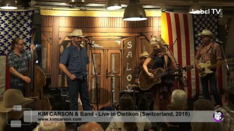 Kim Carson - Live in Dietikon, Switzerland (11)